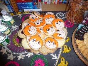 Claudette Cookies!